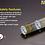 Thumbnail: Nitecore NL1485 850mAH Li-ion Battery