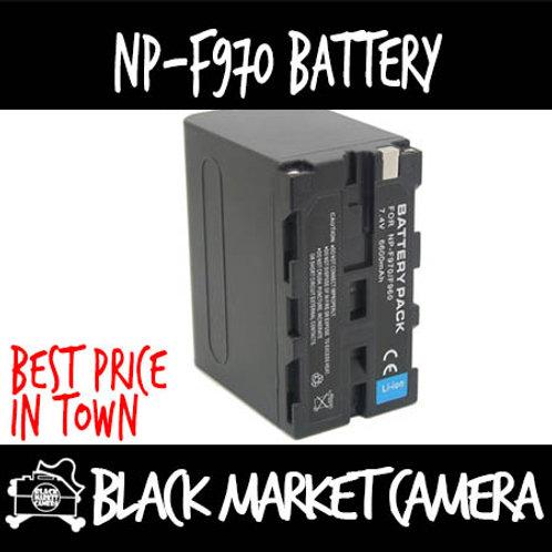 OEM NP-F970 Battery