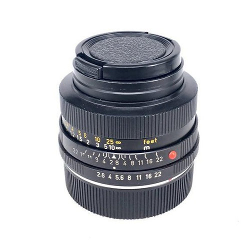 Leica Elmarit R 35mm F2.8 3-CAM (used)