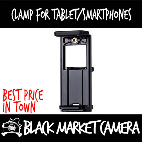 Clamp for Tablets/Smartphone