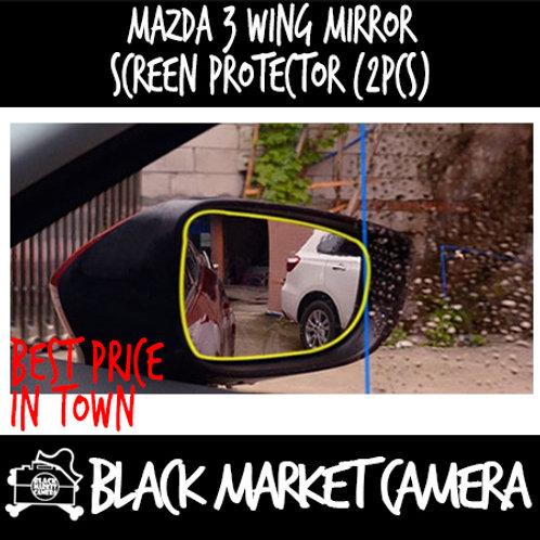 Mazda 3 Anti Fog Wing Mirror Screen Protector (2pcs)