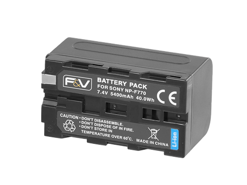 OEM NP-F770 Battery for Sony