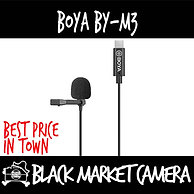 Boya BY-M3 Lavalier Microphone for Type C Device
