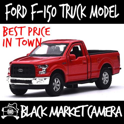 Welly 1:36 Ford F-150 Truck Diecast Car Model