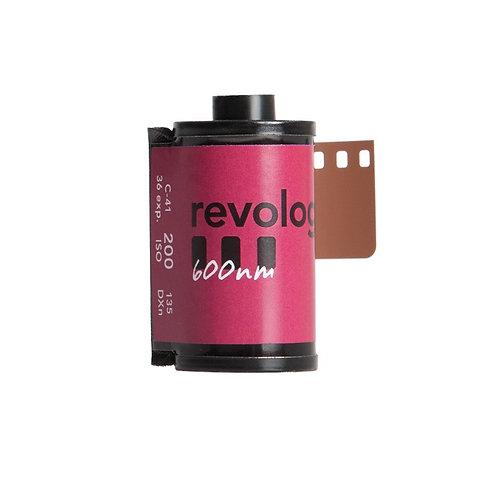 Revolog 600nm ISO 200 36 Exp Colour Negative Film (135)
