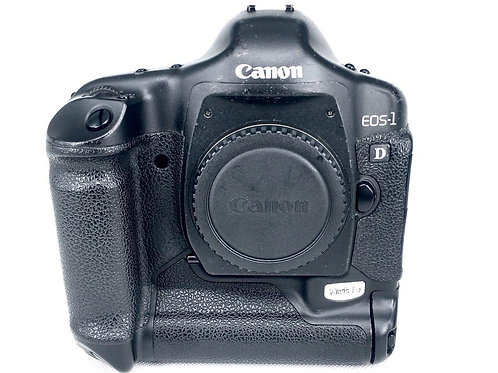 Canon EOS 1D Mk II (8MP)