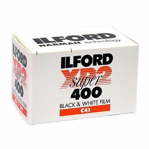 Ilford XP2 400 36 Exp Black & White Film (135)
