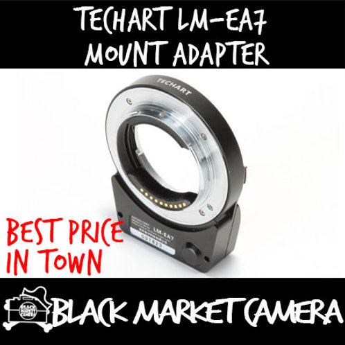 Techart LM-EA7 Mount Adapter