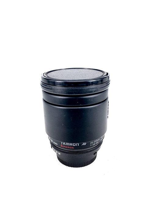 Tamron AF ASPH 28-200mm F3.8-5.6 Nikon F Mount (used)