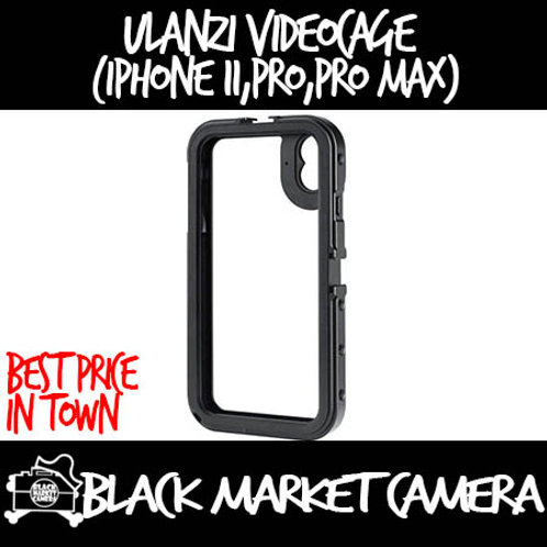 Ulanzi Video Cage Iphone 11,Pro,Pro Max