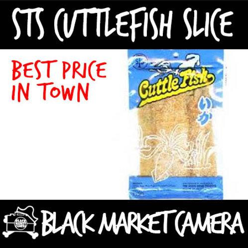 STS Cuttlefish Slice (23g x 12pkts) BULK PURCHASE 2 BOXES (Snacks)