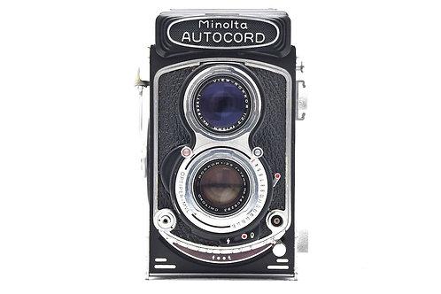 *SOLD* Minolta Autocord RG I 120 Twin Lens Reflex Camera (used)