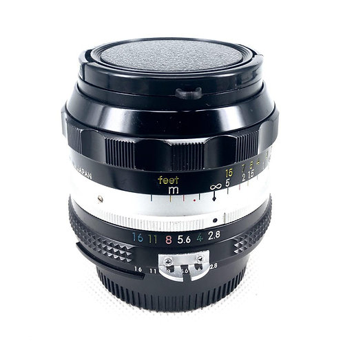Nikon 24mm F2.8 Auto N Ai (used)