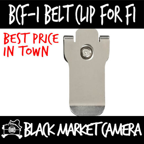 Zoom ZBCF1 Belt Clip for F1 Field Recorder