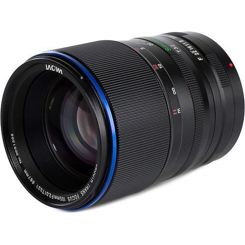 Venus Optics Laowa 105mm F2 Smooth Trans Focus Lens for Nikon F