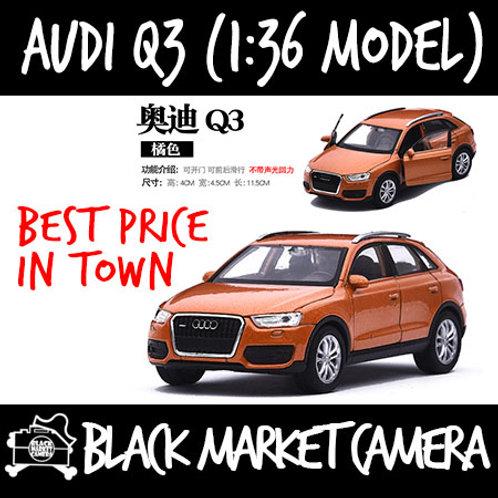 Welly 1:36 Audi Q3 SUV Car Model
