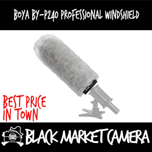 Boya BY-P240 BY-P Series Professional Windshield