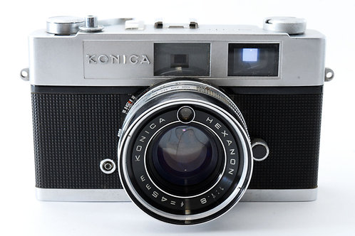 Konica Auto S2 Compact Film Rangefinder (used)