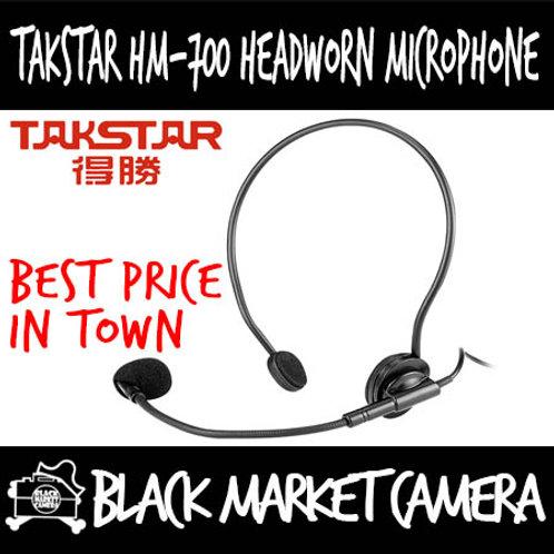 Takstar HM-700 Headworn Headset Microphone