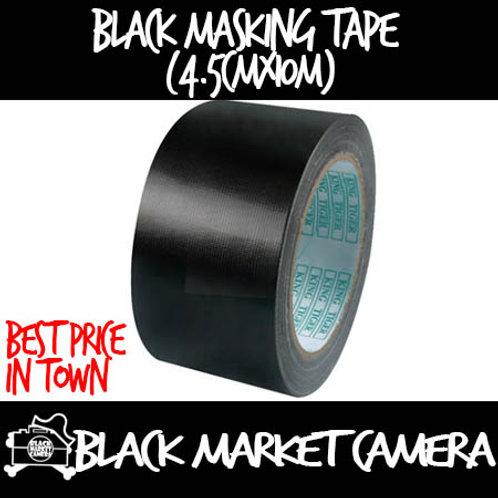 Black Masking Tape (4.5cmx10m)