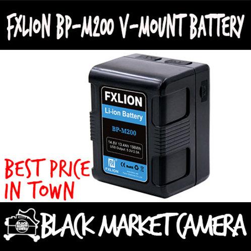 FXLION BP-M200 V-Mount Battery