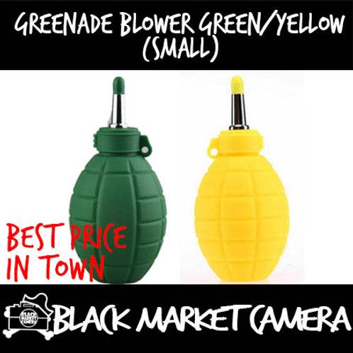 Grenade Blower Green/Yellow (Small)