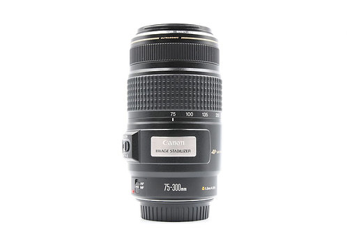 Canon EF 75-300mm F4-5.6 IS USM (used)