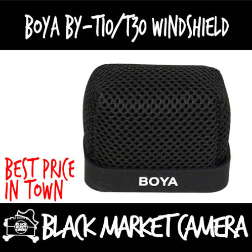 Boya BY-T10/T30 Professional Windshield