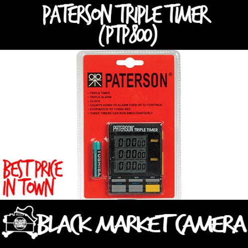Paterson Triple Timer(PTP800)