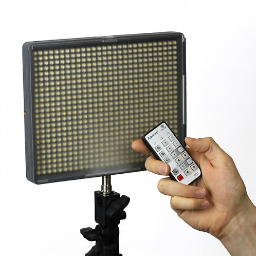 Aputure Amaran CRI 95+ AL-HR672W LED Video Light