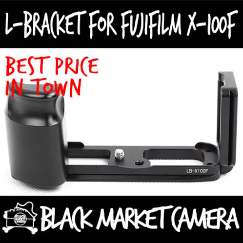 L-Bracket Quick Release Plate for Fujifilm X100F