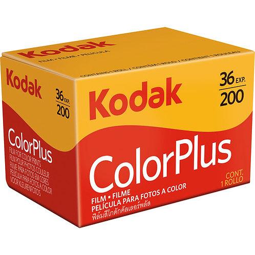 Kodak Colorplus 200 Colour Negative Film (135)