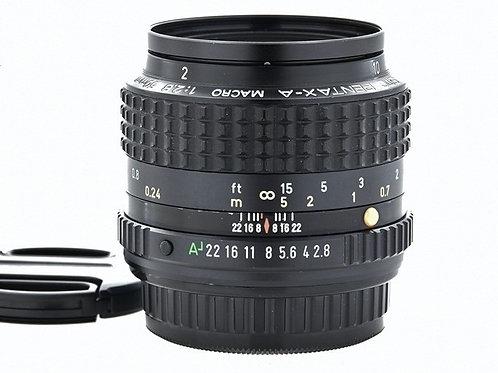 Pentax SMC-A 50mm F2.8 Macro PK Mount (Used)