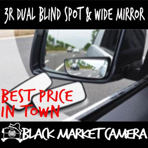 3R Dual Blind Spot & Wide Mirror