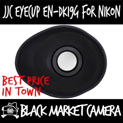 JJC EN-DK19G Eye Cup for Nikon DK-19