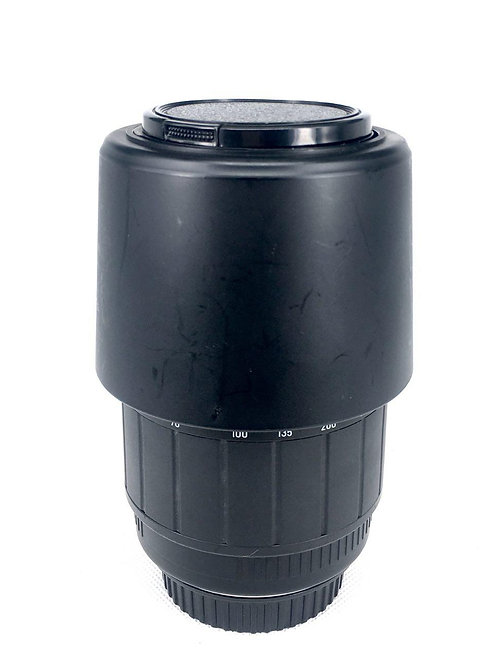 Sigma 70-300mm F4-5.6 DL Canon Mount