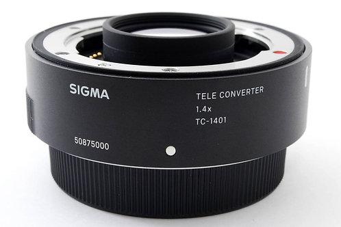 Sigma TC-1401 Canon EF Mount (used)