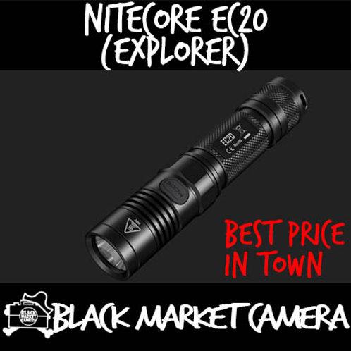 Nitecore EC20 Explorer Series 960 Lumens LED Pocket Flashlight