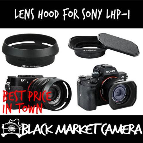 JJC Lens Hood for SONY LHP-1