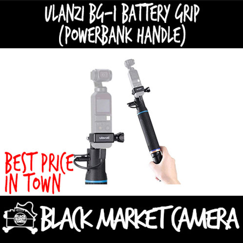 Ulanzi BG-1 Battery Grip (Powerbank Handle)