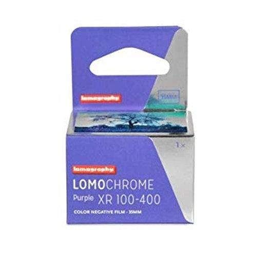 LomoChrome Purple XR 100-400 (135)
