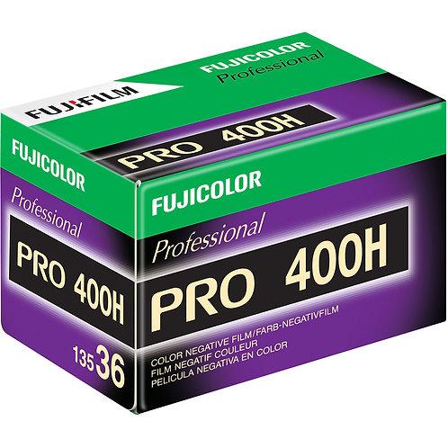 Fujicolor Pro 400H Colour Negative Film (135)
