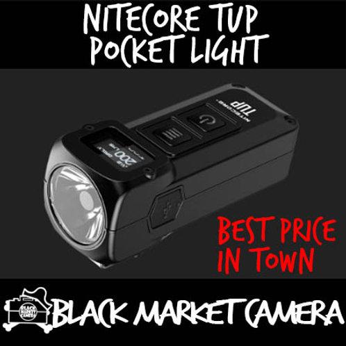 Nitecore TUP Revolutionary Intelligent Rechargeable Pocket Light