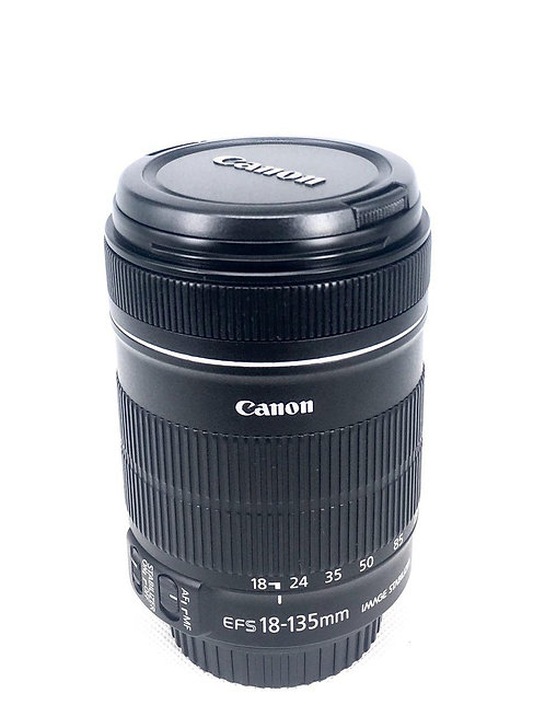 Canon EFS 18-135mm F3.5-5.6 IS (used)