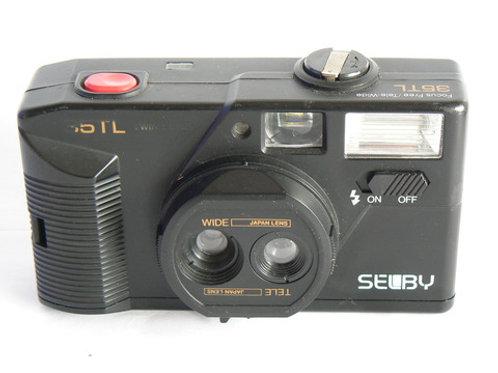 Selby 35TL Focus Focus Free Film Cmpt Focus Free Film Compact (used)