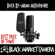Boya BY-M1000 Studio Microphone