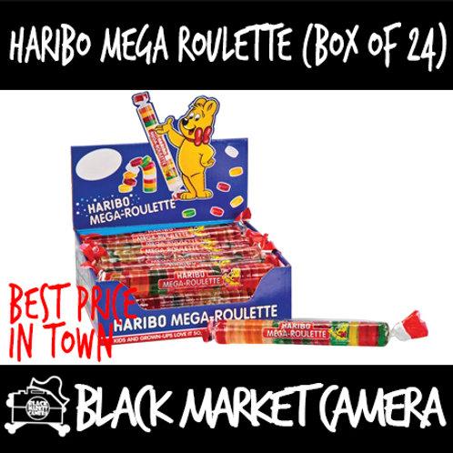 Haribo Mega Roulette (Bulk Quantity)