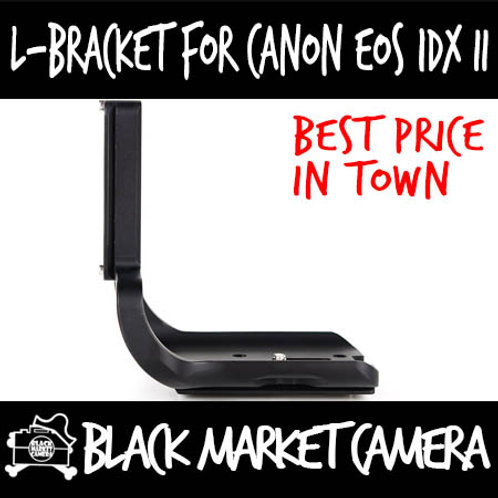 L-Bracket Quick Release Plate for Canon EOS 1DX Mark II