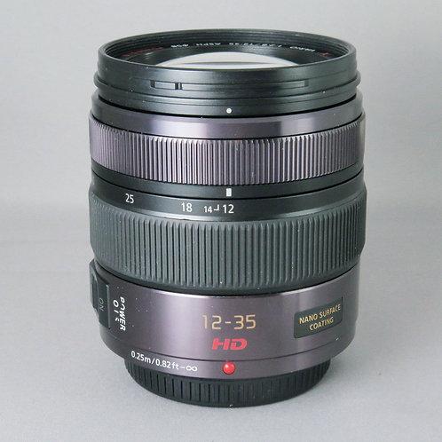 Panasonic Lumix G X Vario 12-35mm F2.8 ASPH Power O.I.S (used)