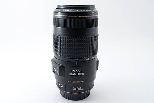 Canon EF 70-300mm F4-5.6 IS USM (used)